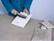Авито ремонт квартир. Подготовка плитки перед укладкой.