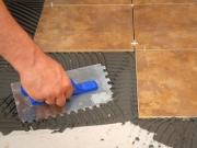 Бригада, ремонт квартир. Наши мастера-плиточники обладают высокой квалификацией.