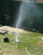 Бурение артезианских скважин на воду. Артезианская скважина не требует обслуживания, не заиливается и не высыхает.
