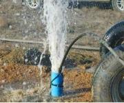Бурение артезианских скважин. Выбор типа строительства скважин определяется необходимым объемом, качеством воды и производительностью.