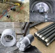Бурение промышленных скважин. Отличие промышленных скважин – это использование мощных буровых установок, чтобы диаметр скважины был больше, позволяя перекачать достаточный объем воды.