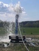 Бурение скважин на воду. Компания 5 мастеров ведет бурение скважин на воду в Москве и Московской области, учитывая действующие санитарные нормы и пожелания экологов.