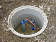 Бурение скважин на воду. Заказывать обустройство, конечно, лучше в той же компании, что и бурила Вам скважину.