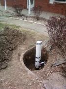 Бурение скважин в Подольске. Бурение артезианских скважин в Подольском районе осуществляется на глубину от 30 до 70 метров.