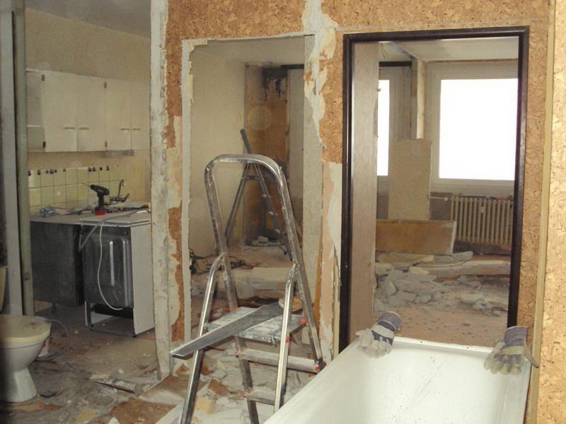 Демонтаж в квартире своими руками 636