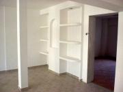 Делаю ремонт квартир. Частый прием в оформлении комнат: вместо мебели - встроенные дизайнерские полки и ниши.