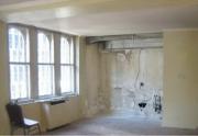 Дешевый ремонт квартиры. Комната до ремонта. требовался косметический ремонт.