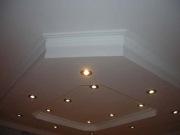 Электрик на дом. Сложные системы различных потолков требуют хороших знаний особенности проводки.