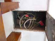 Электрика под ключ в квартире. Электричество — это большая опасность, которая может привести к возгоранию помещения. Поэтому работу доверьте специалисту.
