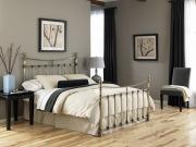 Элитный ремонт квартир. Строгий и стильный интерьер спальни.
