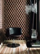 Элитный ремонт квартир. Отделка стен материалами с 3D эффектом.