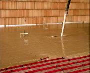 Элитный ремонт квартир. Укладка теплого пола под любое половое покрытие- частая услуга при элитном ремонте квартир.
