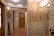 Евроремонт 3 комнатной квартиры. Коридор в египетском стиле - восхитит всех  гостей Вашего дома.