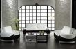 Евроремонт фото. Минимализм, простота интерьера и в то же время воздушное изящество, делает гостиную современной и стильной.