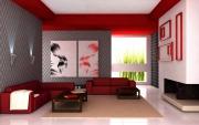 Евроремонт квартир в Москве. 3D модель дизайна квартиры в центре Москвы.