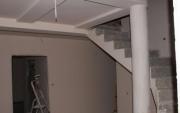 Евроремонт в доме. Подготовительный этап перед отделкой лестницы и холла.