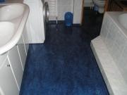 Евроремонт ванной. Красивый пол в ванной комнате  должен выполнять не только эстетические функции, но и быть легким для ухода.