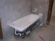 Качественный ремонт квартир. Замена ванный и системы канализации перед дальнейшей отделкой.