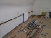 Капитальный ремонт трехкомнатной квартиры. Во время капитального ремонта желательно сделать полную замену систем отопления, канализации, электроснабжения.