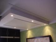 Капитальный ремонт трехкомнатной квартиры. Потолок является украшением любого интерьера.