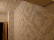 Комната под ключ. Фактурная отделка стен и потолка с применением современных технологий сделает Вашу комнату неповторимой.