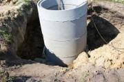 Компании по бурению скважин. После определения количества колонн обсадных труб становится ясным, какого диаметра должна быть скважина при бурении.