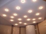 Компании по ремонту квартир. Двухуровневый потолок - современное решение в оформлении потолка.