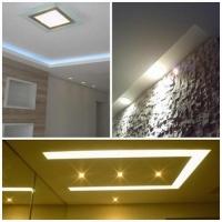 Комплексный ремонт квартир. Наши дизайнеры помогут подобрать правильный дизайн потолка.