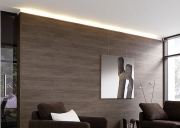 Крепление ламината. Отделка стен ламинатом - новое, современное направление. которое используют дизайнеры в оформлении интерьера.