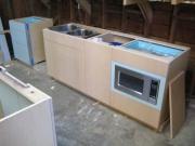 Кухня под ключ цена. Сборка мебели и подключение бытовой техники - важный этап при ремонте кухни.