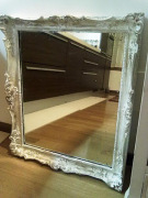 Мастер зеркал. Отреставрированное старинное зеркало.