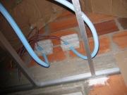 Монтаж электропроводки дома. Наши электрики сделают электропроводку в доме с соблюдением всех правил безопасности.