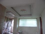 Монтаж электропроводки в квартире. Мы выполняем работы в комплексе, который включает в себя монтаж потолка с одновременным монтажом электропроводки.