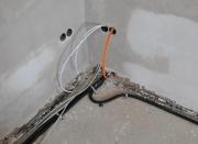 Монтаж электропроводки. Замена старой проводки - услуга, которую наши  электрики окажут по первому Вашему звонку.