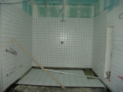 Монтаж электропроводки. Монтаж электропроводки в бане или душевой делается с учетом повышенной влажности этих помещений.