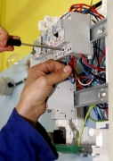Монтаж электрощита. Мы осуществим сборку электрощита, учитывая все стандарты и правила.