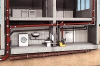 Монтаж канализации в доме. Правильный монтаж канализации в доме - залог Вашего спокойствия.