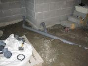 Монтаж канализационных труб. Монтаж внутренней системы канализации.