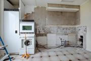 Нужен ремонт квартиры. Если Вы затеяли капитальный ремонт в кухне, настоятельно рекомендуем заменить все трубы водоснабжения, канализации, а также электропроводку.