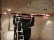 Обнаружение скрытой проводки. При современном ремонте электропроводку желательно скрыть под потолок, стеновые панели, пол.