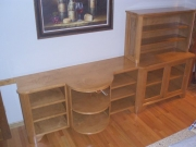 Обновить мебельную стенку. Если Вы имеете прочную, хорошую мебельную стенку, обновите ее! Стенка до ремонта и обновления.