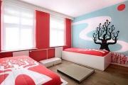 Объявления ремонт квартир. Стильное оформление спальни.