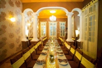 Отделка ресторанов. К отделке ресторана предъявляются особые требования.
