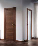 Отделка входной двери ламинатом. Если вы собираете устанавливать металлическую дверь, то обратите внимание на модели с внешней отделкой из ламината.
