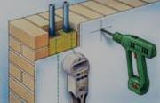 Поиск проводки. Поиск проводки необходимо перед другими строительными или монтажными работами.