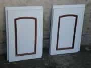 Покраска деревянной мебели. Покраску шкафа желательно производить, предварительно разобрав его.