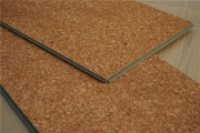 Пробковый ламинат укладка. Пробковое напольное покрытие технически пригодно в качестве верхнего слоя для пола с подогревом.