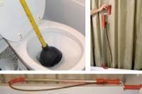 Прочистка унитаза. Для прочистки унитаза можно воспользоваться вантузом или сантехническим тросом.