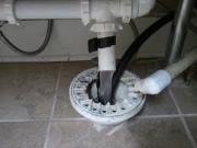 Прочистка засоров. Профилактическая прочистка засоров в ванной.