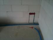 Проект электрики. Прокладка трасс электропроводки делается согласно составленным проектом.